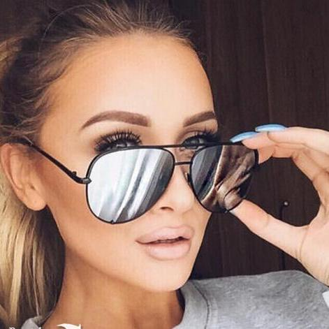 Aviator Sunglasses Women Men Classic Brand Designer Mirror Sun Glasses oculos de sol feminino